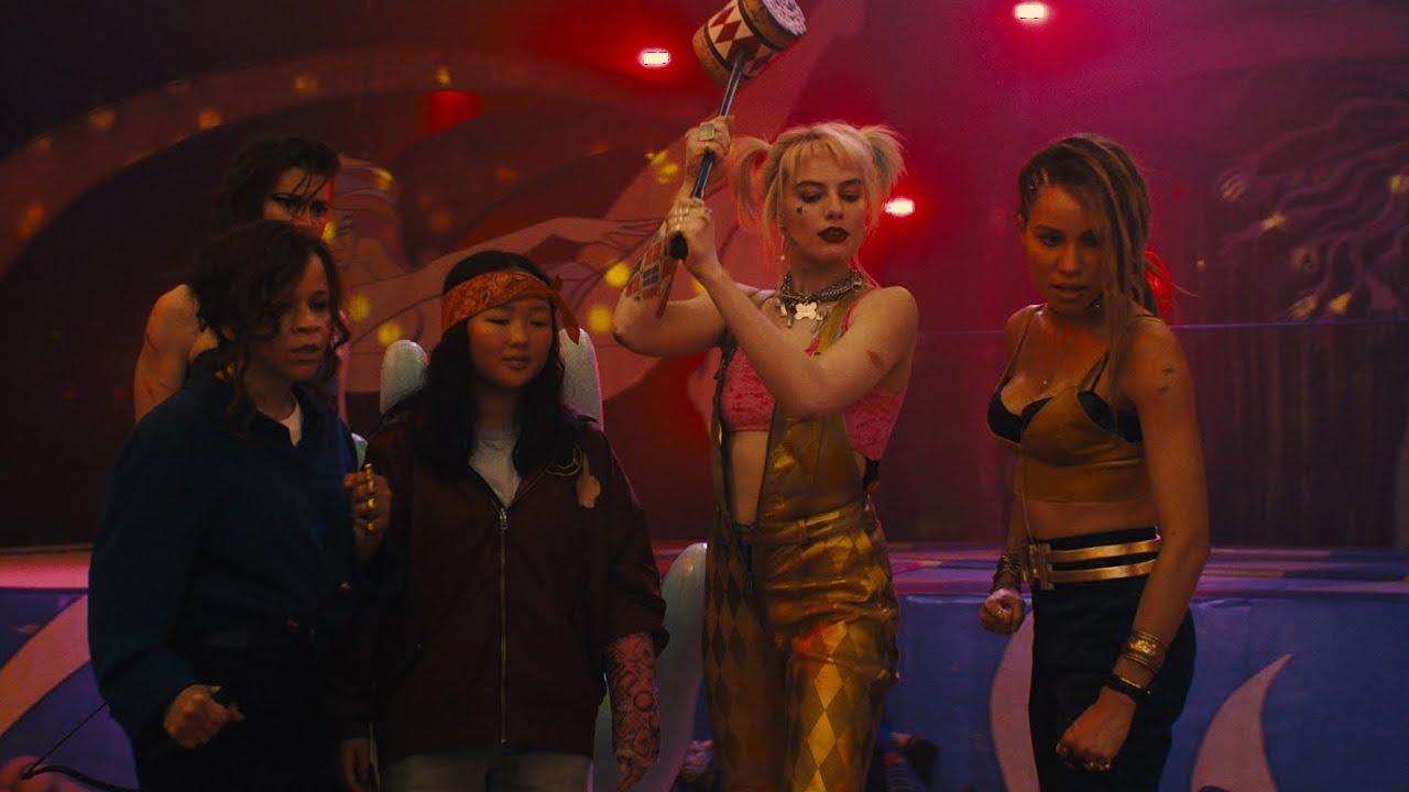 Birds Of Prey Trailer Diamonds Are Harley Quinn S Best Friend W Magazine Women S Fashion Celebrity News
