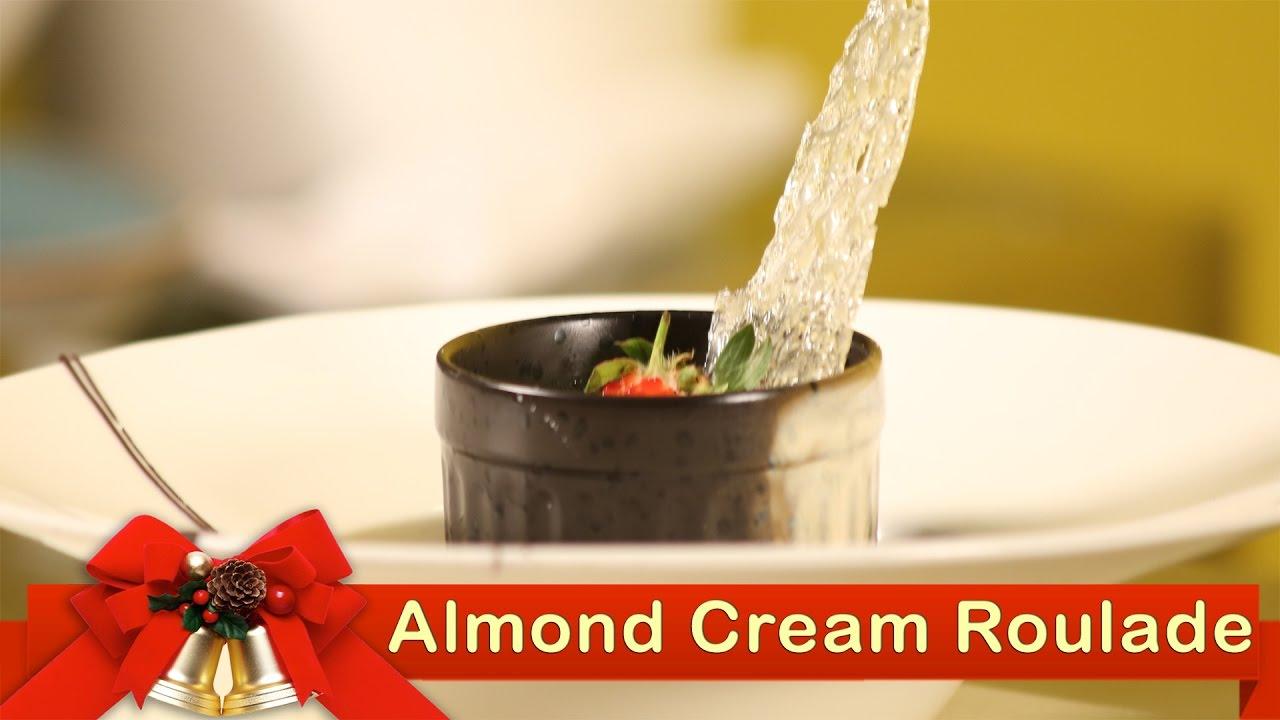 Almond cream roulade dessert recipe sweet recipes novotel almond cream roulade dessert recipe sweet recipes novotel recipes cook book goa forumfinder Images