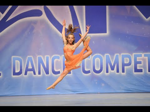Teen Lyrical Solo Imagine Sydney Meyer
