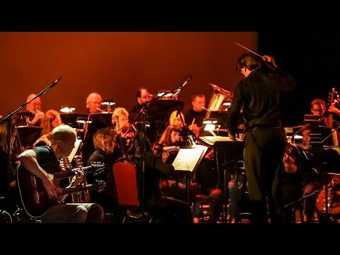 "Ian Ethan Case - ""Slow Burn"" feat. Wenatchee Valley Symphony"