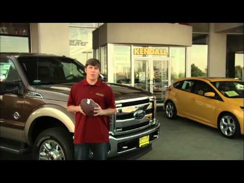 Kellen Moore Tv Commercial For Kendall Ford Of Meridian Youtube