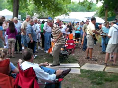 Buck Dancing Uncle Dave Macon Days