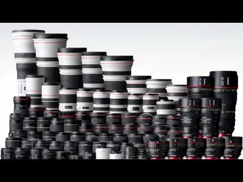 Canon - Lensler, Tipleri ve Açıklamaları