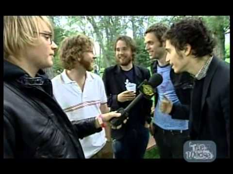 Broken Social Scene - Olympic Island Interview 2004 (The Wedge)