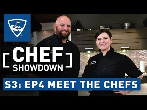 Chef Showdown | Season 3, Episode 4 Meet the Chefs | Topgolf