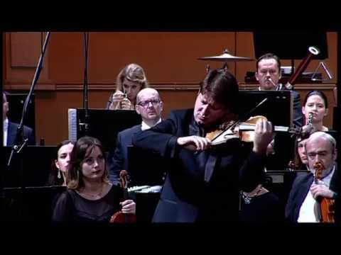 Denis Goldfeld / Mendelssohn Violinconcerto 1.Mov. Excerpt / Uroš Lajovic / Sarajevo Phil. Orchestra