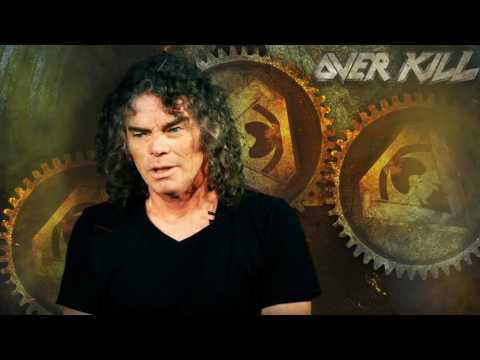 OVERKILL - The Grinding Wheel - Relationship With Music (OFFICIAL INTERVIEW #1)