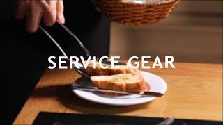 Service Gear Là Gì? Cách Phục Vụ Bàn Trong Nhà Hàng 4,5 Sao | HNAAu
