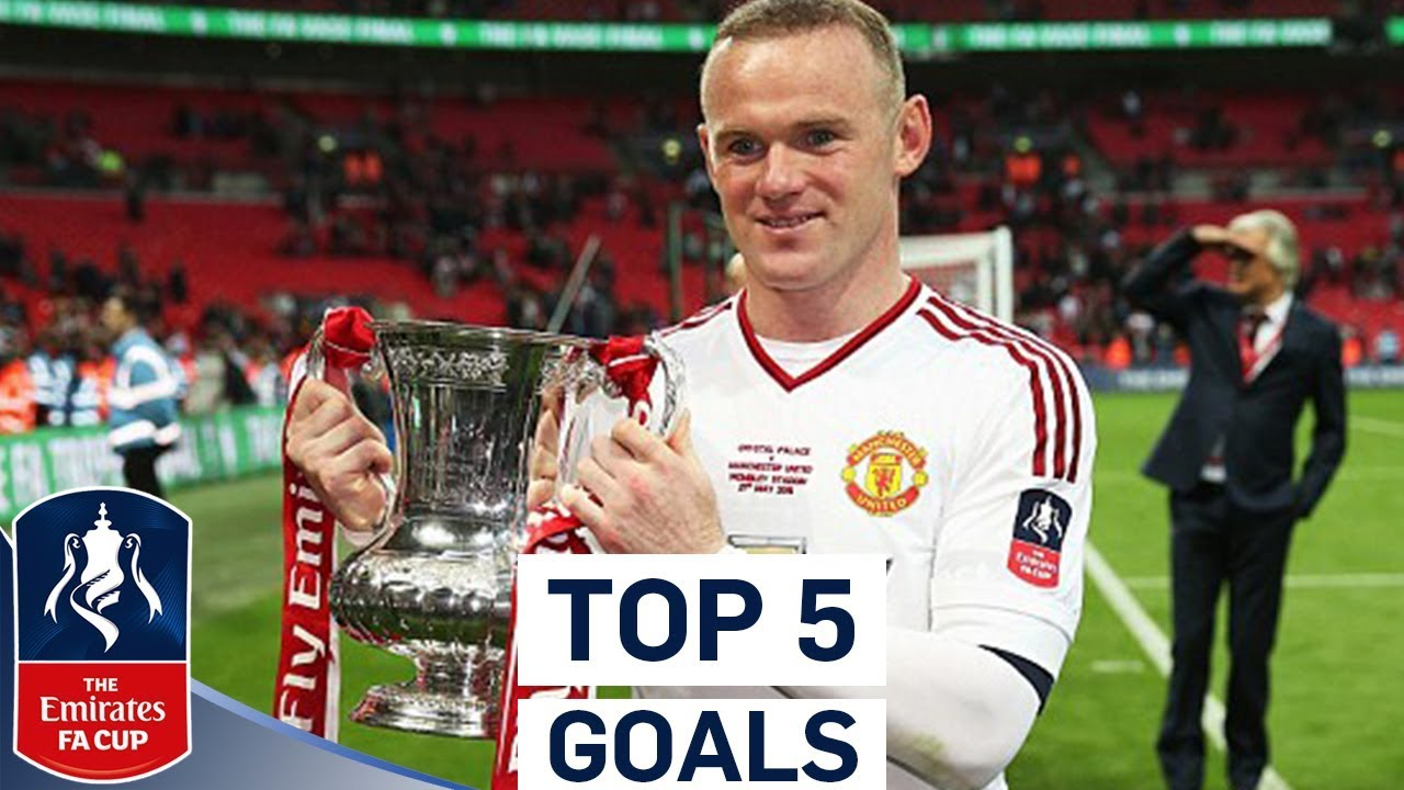 Thank you, Wayne Rooney! | Best FA Cup Goals | Emirates FA Cup