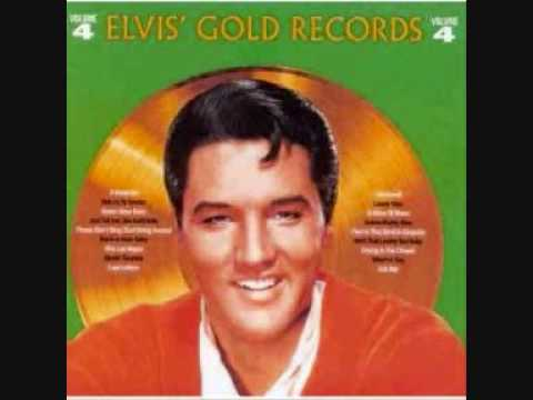 Elvis Presley - Lonely Man (HQ)