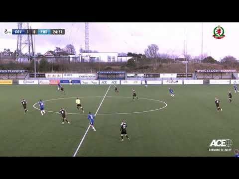 Cove Rangers Peterhead Goals And Highlights