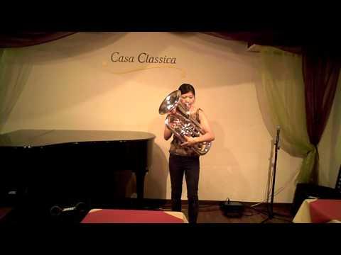 「GAME」for Euphonium and CD accompaniment 〜4th movement〜/Misa Akahoshi