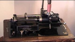 I DREAMT THAT I DWELT IN MARBLE HALLS - EDISON 4 MINUTE WAX CYLINDER