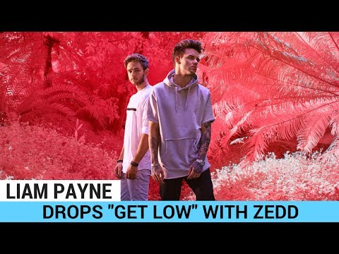 "Drops New Song ""Get Low"" With Zedd!"