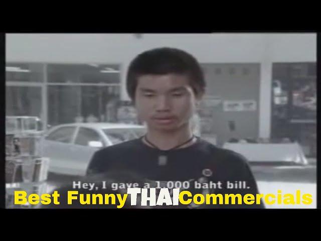 Thai funny video Commercials: Smart boys don't get fooled [part 21]