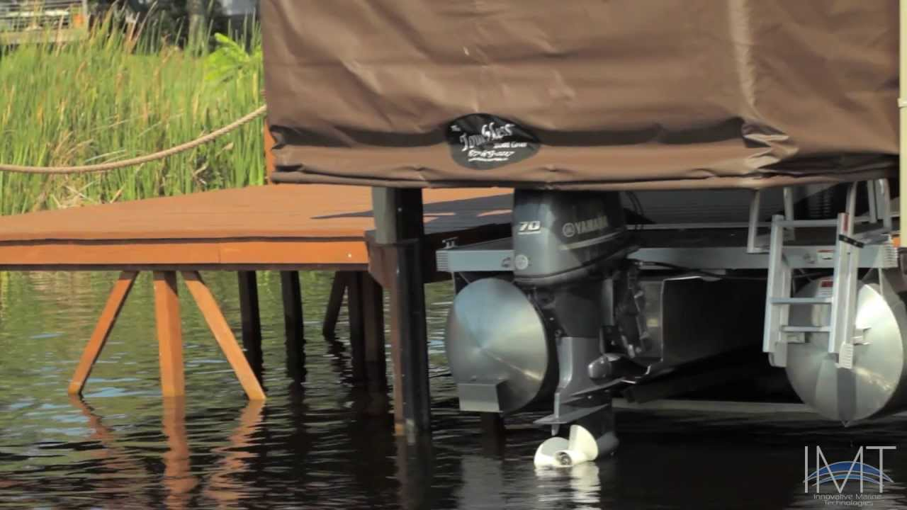 Easiest Boat Cover You'll Ever Own - The Touchless Boat Cover