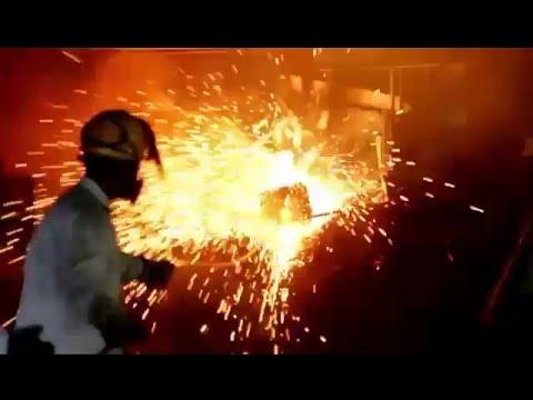 Pabrik nickel raksasa di indonesia