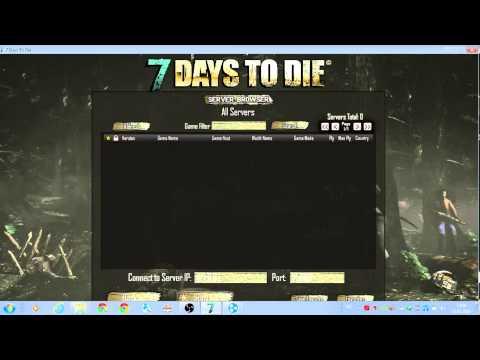 7 day to die hamachi kurulum multi oynama #4