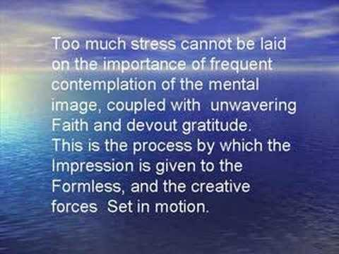 The Science Of Getting Rich Summary Affirmations Youtube