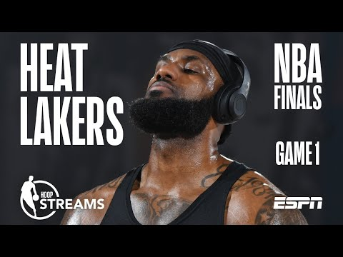 Previewing Lebron The Lakers Vs The Heat Nba Finals Game 1 Hoop Streams Youtube