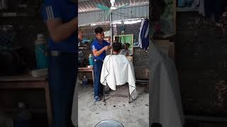 Hot boy karaoke cắt tóc quê tôi