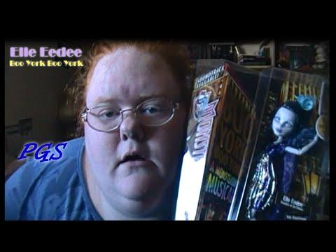 Elle Eedee (Monster High) Unboxing & Review