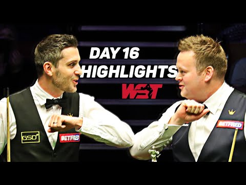 SELBY vs MURPHY | Day 16 Highlights | 2021  World Championship FINAL