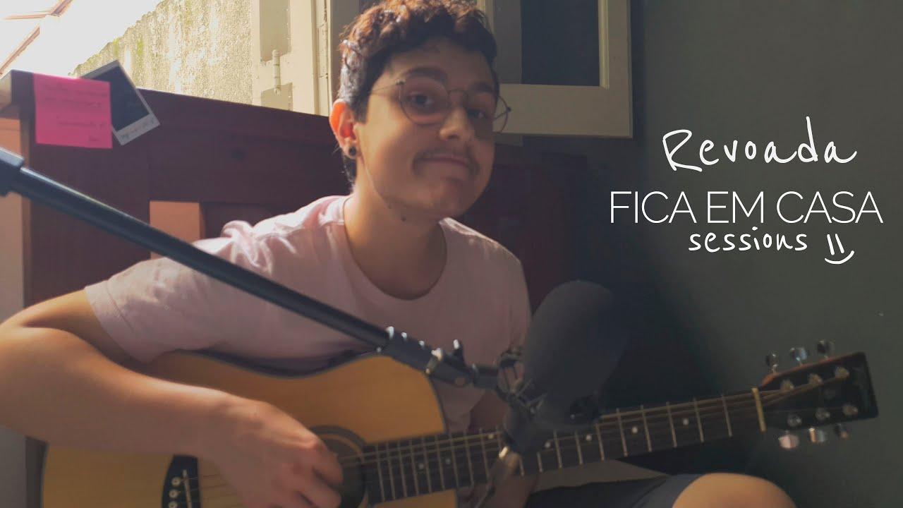 Felipe Macedo - Revoada | FICA EM CASA SESSIONS