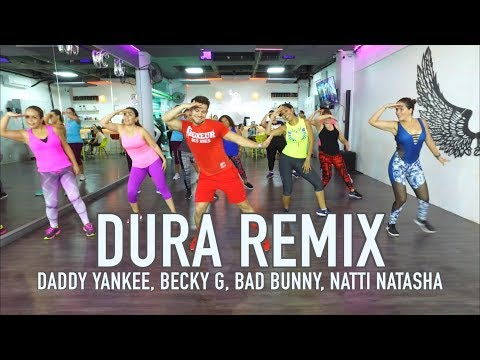 Dura Remix - Daddy Yankee, Becky G, Bad Bunny, Natti Natasha by Cesar James CE