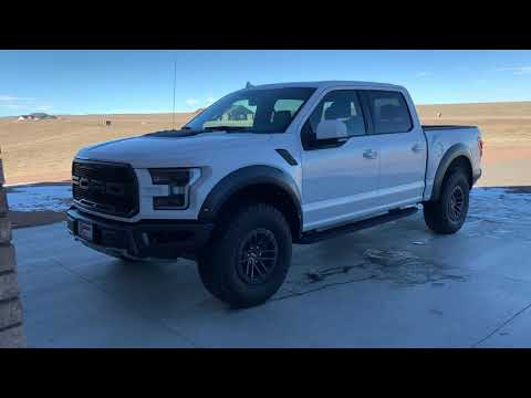 My New 2019 Ford Raptor!