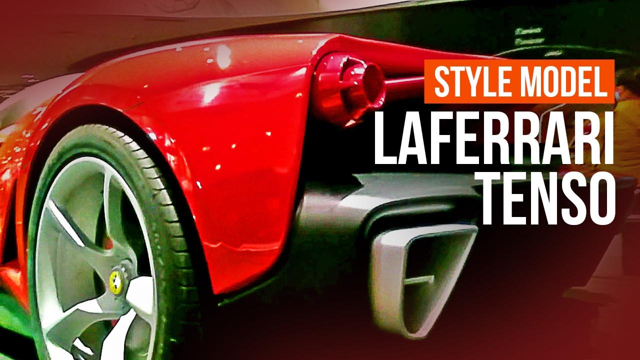 Ferrari laferrari tenso tensostruttura concept youtube ferrari laferrari tenso tensostruttura concept vanachro Gallery