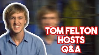 Tom Felton asks the Cast of Harry Potter Random Questions! Whats on your mind?