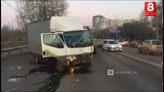 АВАРИNSK-ДТП.Ватутина-18.10.2016