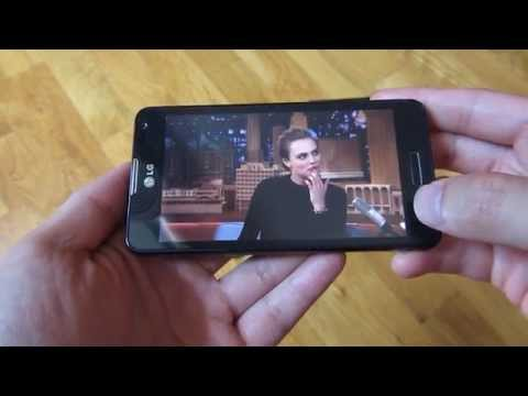 LG Optimus F6 D500 4G LTE - Demo of my Phone I'm Selling on eBay