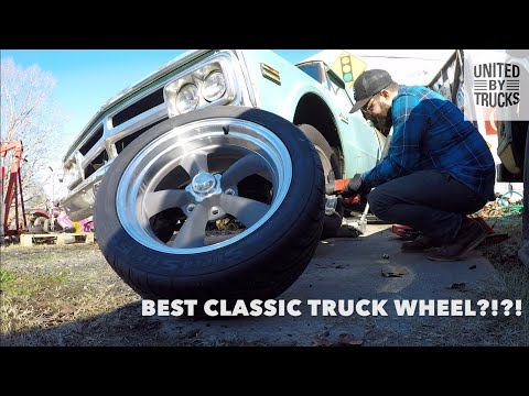 Best BUDGET WHEELS For A Classic Truck?