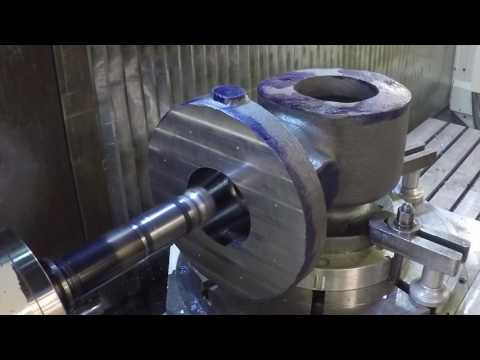 Holford Engineering are a subcontract machine shop for large machining