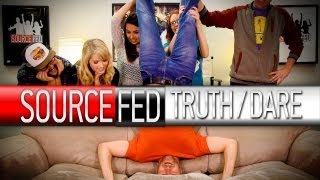 Magic Hugs and Puppet Farts: SF Truth or Dare!