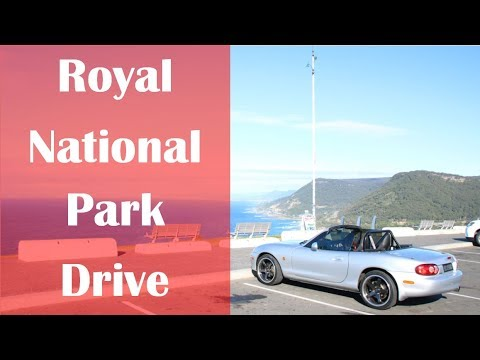 Royal National Park (Best Driving and Riding Roads)