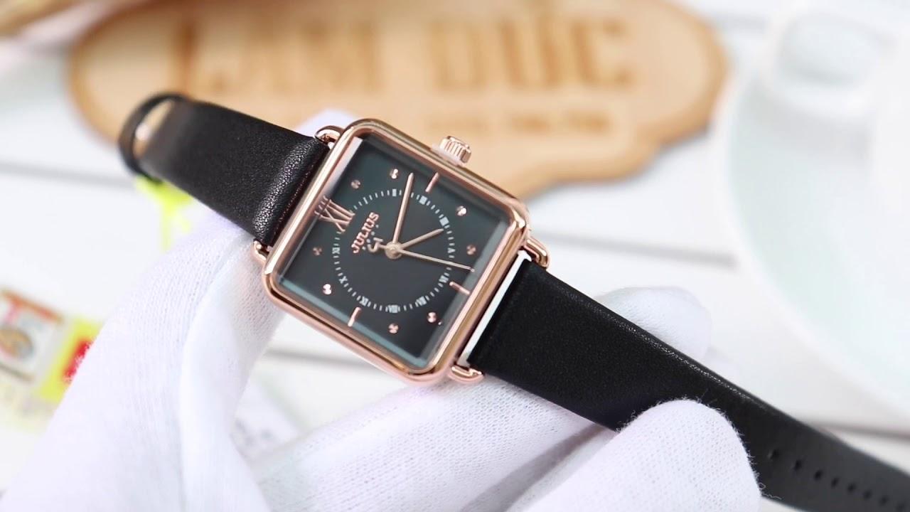 Mẩu đồng hồ bán chạy nhất của dòng mặt vuông