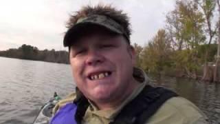Kayak Fishin