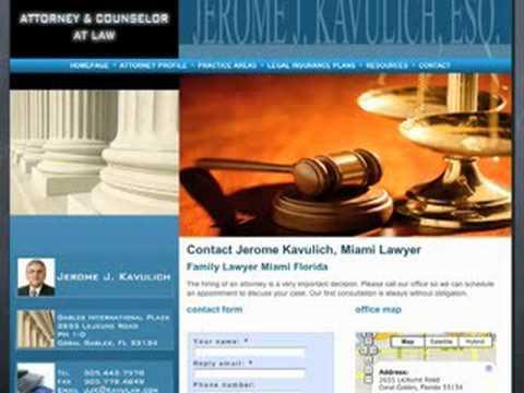www.kavulichlawyer.com Presented by www.cpccci.com - Florida Law Attorney