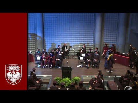 The University of Chicago Graham School Convocation