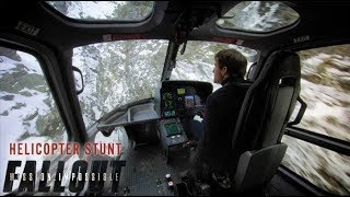 Mission: Impossible - Fallout (2018) | Helicopter Stunt Behind The Scenes | Paramount Pictures NZ