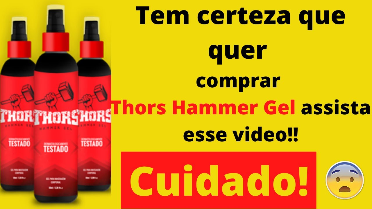 thors hammer gel site