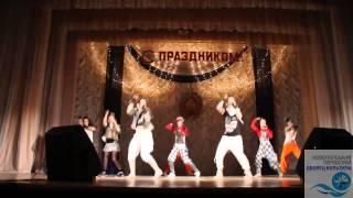 Праздничный концерт - День милиции 03.03.14