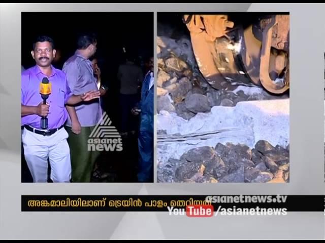 Passengers response on hiruvananthapuram-Mangalore express train train derail