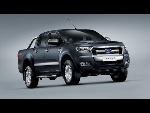 New Ford Ranger ฟอร์ด เรนเจอร์ ใหม่ กระบะพันธุ์แกร่งที่มาพร้อมกับเทคโนโลยีสุดล้ำ
