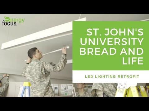 St  John's University - Bread and Life