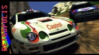 Retropolis Folge 85: Sega Rally Championship