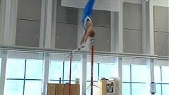 Timo Niemelä -Rekki -FinGym 2 2009 -High Bar -Gymnastics -Finland